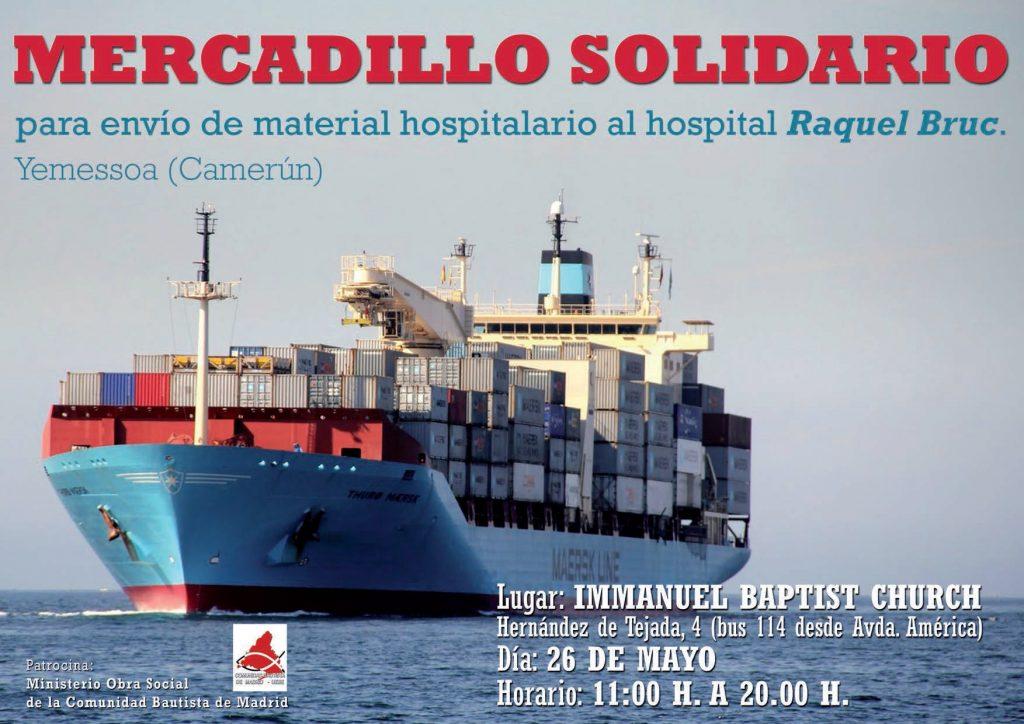 Ayudas - hospital Raquel Bruc - Camerúm A-4
